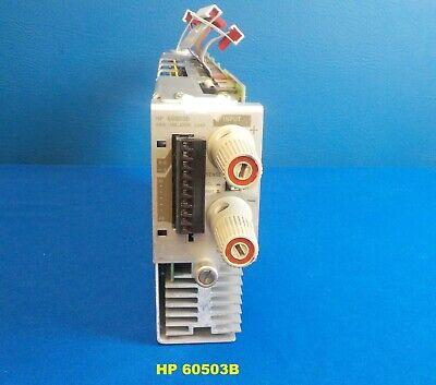Agilent Hp Keysight 60503b 250 Watt Dc Electronic Load Module