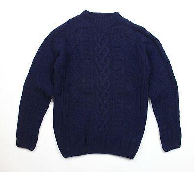 BRAND NEW- Howlin' Super Cult Sweater- Navy- M- MSRP $285
