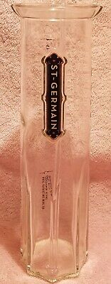 St Germain Carafe (St. Germain Carafe Cocktail Mixing Decanter with)