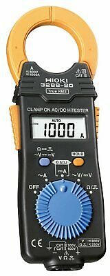 Hioki 3288-20 Acdc Clamp On Hi-tester Trms