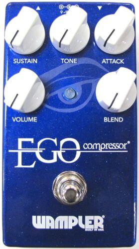 Used Wampler Ego Compressor Guitar Effects Pedal