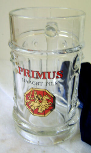 Primus Haacht Pils Beer Stein / Mug