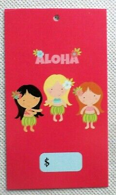 200 Price Tags Accessories Tags Aloha Girls Clothing Tags Hang Tags