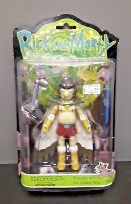 RICK AND MORTY BIRD PERSON FUNKO ACTION FIGURE SNOWBALL BAF ADULT SWIM