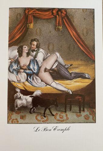Akt Sex Vagina Penis Erotik Marriage Adultery Romance Nude Grafik Antik Wife