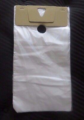 1000 Plastic Bags Door Hanger Door Knob 9 X 15 Big
