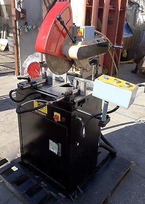 Soco Mc-420nac High Speed Semi-automatic 16 Non-ferrous Cold Saw