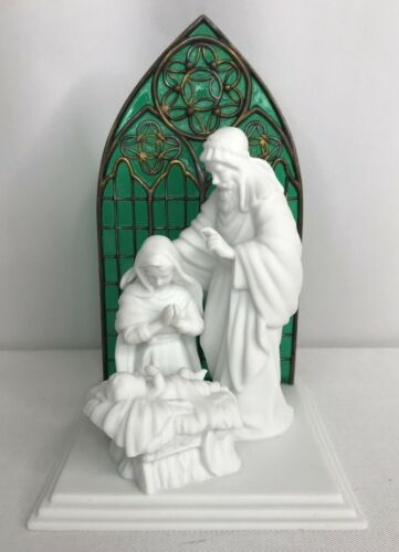 """Dept 56 Inspirational Silhouettes """"O Holy Night With Verdi Accents"""" RARE RETIRED"""