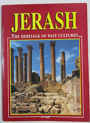 Jerash  The Heritage Of Past Cultures  Paperback  1996