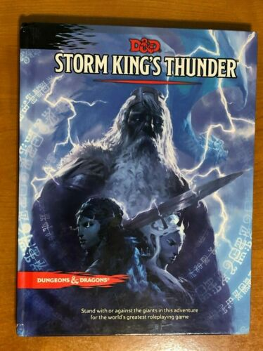 Dungeons & Dragons Storm King