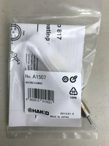 Hakko A1507 Replacement Heater for 817 Desolder Gun --NEW NIB