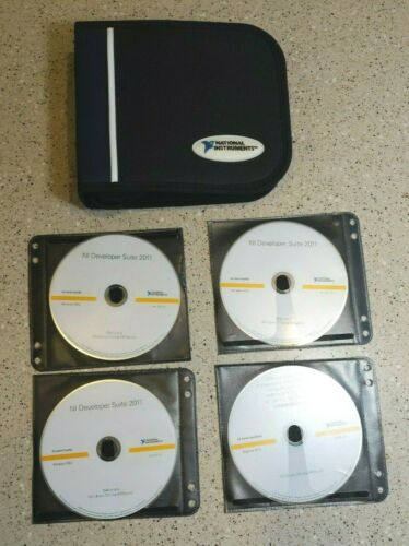 National Instruments NI Developer Suite 2011 DS2
