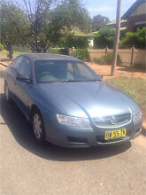 2006 Holden commodore grey/blue Temora Temora Area Preview