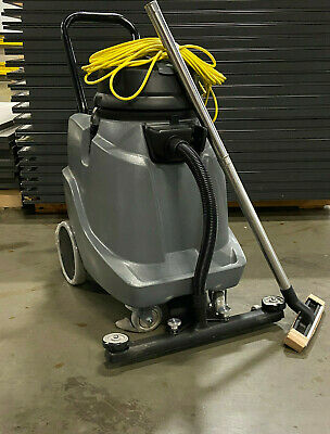 Karcher Nt 681 Wetdry Vacuum With 24 Front Squeegee