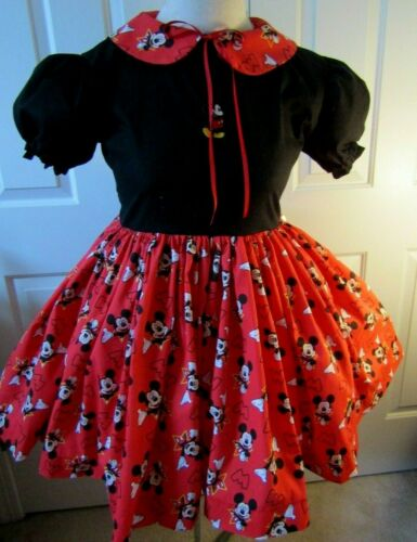 "Adult Sissy  Baby Minnie Mouse Dress ""By Besses"""