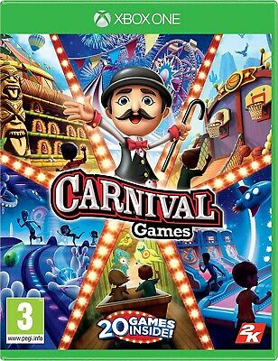Carnival Games | Xbox One New