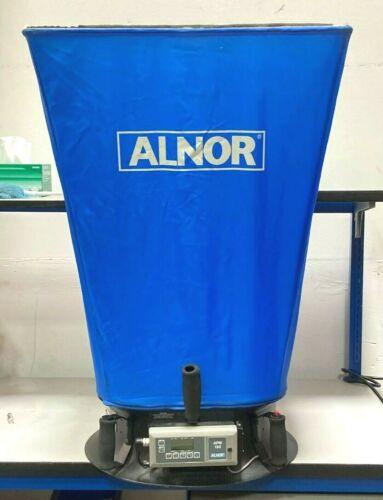 Alnor Electronic Balometer w/ APM 150 Meter + 175 & 220B Probes & Manuals APM150