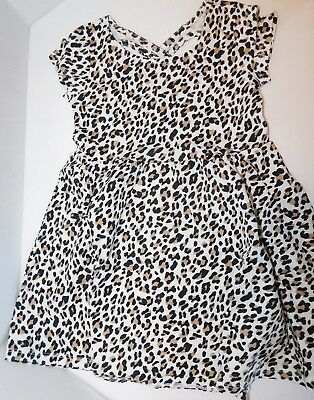 Toddler Dress Leopard Print 4 5 4T 5T The Childrens Place](Toddler Leopard Dress)