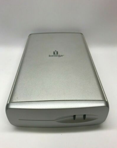 iOmega 80 GB External Hard Drive LDHD080-U, 31459800, with Cord and Power Cable