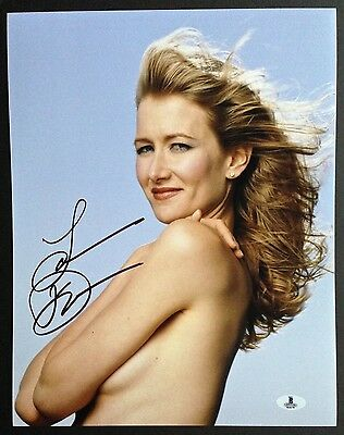 Laura Dern Signed 11X14 Photo Beckett Coa Autograph Bas