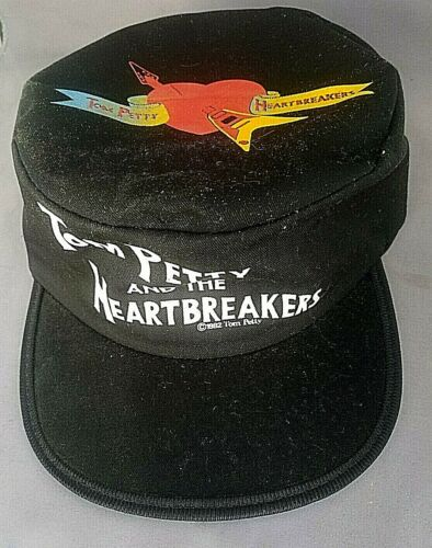 Tom Petty & The Heartbreakers 1982 Hat - Fitted - Free Shipping