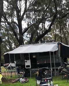 Jayco Swan Alpha Outback Camper 2019