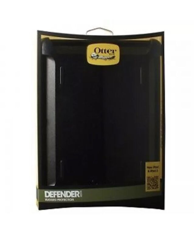 OtterBox Defender Series Case for Apple® iPad® 2 and iPad (3rd Generation) Black 63-1519-05-BB