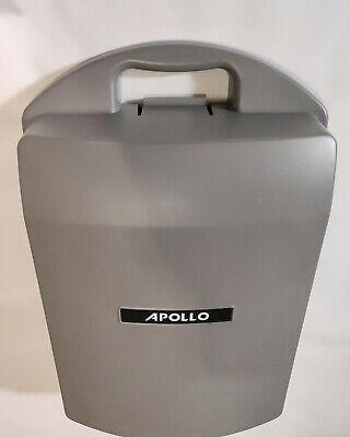 Apollo Ventura 4000 Ultra Portable Folding Projector - 2000 Lumens Open Head
