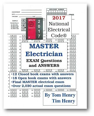 2017 Master Exam Questions and Answers by Tom Henry Paperback – 2017