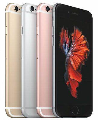 """New *UNOPENDED* Apple iPhone 6s Plus 5.5"""" 16GB Smartphone SILVER"""