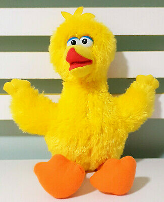 Sesame Street Big Bird Plush Toy Children's Soft Toy 33cm Tall!