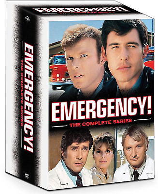 Emergency Complete TV Series DVD Seasons 1 - 6 + Final Rescues Box Set