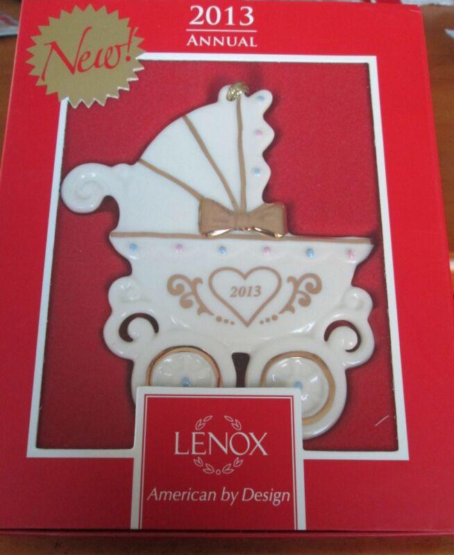 LENOX Porcelain China 2013 Unisex Baby