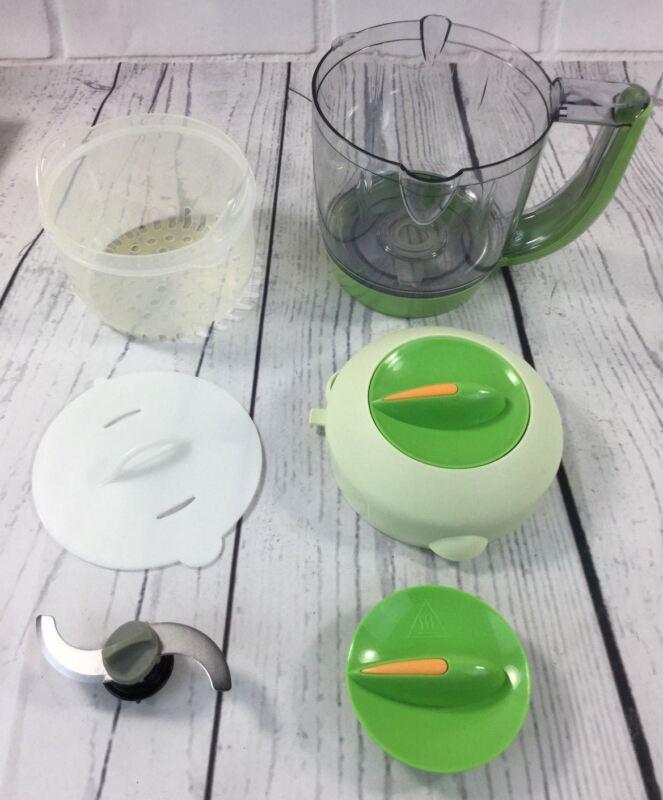 Beaba Babycook Classic Replacement Parts Blending Bowl Lid Blade Basket Insert
