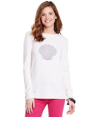 Women Vineyard Shell Icon Sweater Size Large