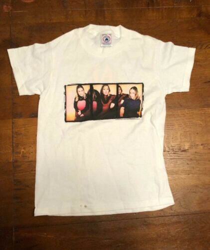 VINTAGE HANSON T SHIRT 1997 NEVER WORN SIZE YOUTH S