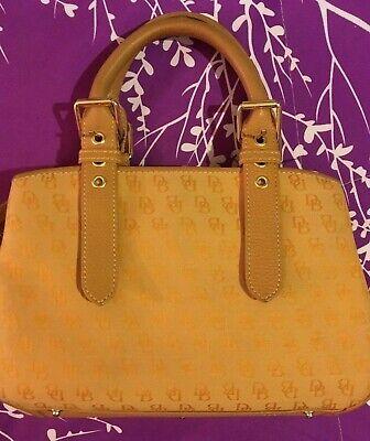 Dooney & Bourke Satchel logo Small Handbag