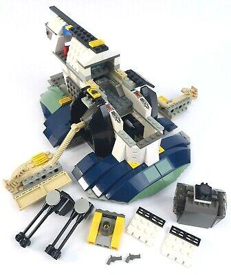 2002 LEGO Set 7153 Star Wars Episode II Jango Fett's Slave I 93% Complete Clean