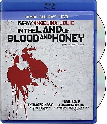 IN THE LAND OF BLOOD AND HONEY (DIRECTED BY ANGELINA JOLIE) *NEW BLU-RAY + (In The Land Of Blood And Honey)