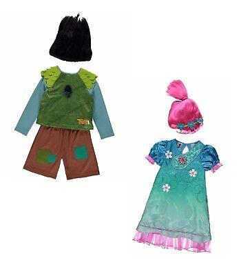 olle Mohnblumen Zweig Kostüm Kleid Outfit Welttag des Buches (Dreamworks Kostüme)