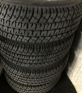 Michelin 265/70/17 AT2 All Terrain Tires