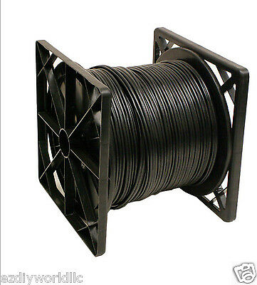 500 ft RG59 Siamese Cable CCTV Video & Power ETL Listed