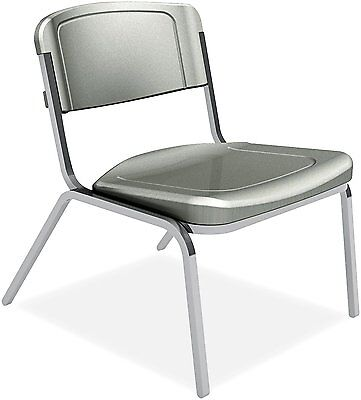 Office Waiting Room Chairs Big And Tall Stack 4-pack Iceberg Ice64127