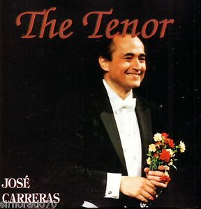 JOSE-CARRERAS-The-Tenor-CD-1992