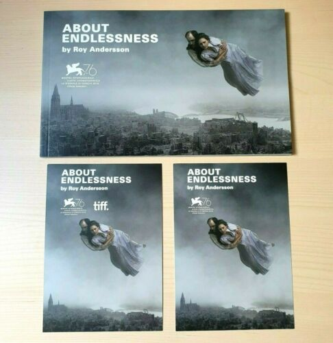 ABOUT ENDLESSNESS Official Pressbook VENICE TORONTO FILM FESTIVAL Roy Andersson