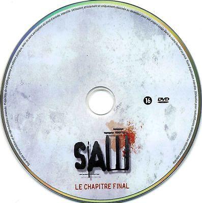 Saw, le chapitre final dvd neuf
