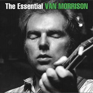 VAN MORRISON - THE ESSENTIAL VAN MORRISON: 2CD ALBUM (August 28th 2015)