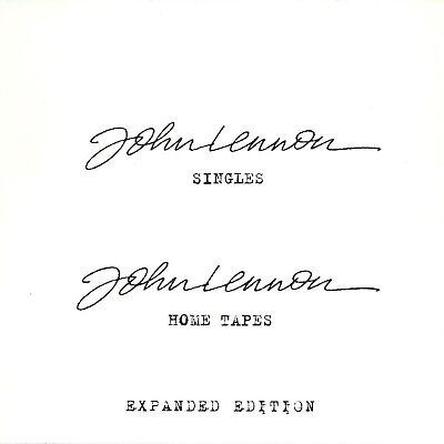John Lennon Singles   Home Tapes  Expanded 2 Cd  Imagine  Instant Karma  Mother