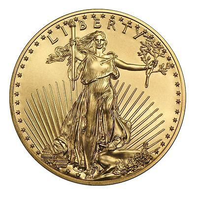 Купить 1 oz Gold American Eagle | Random Date US Mint Coin