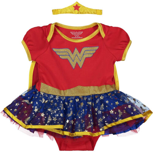 Wonder Woman Infant Baby Girls